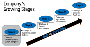 Stage I - Pic